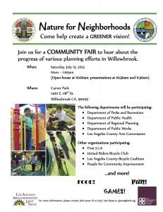 Willowbrook Community Fair Flyer 6.20.13 copy